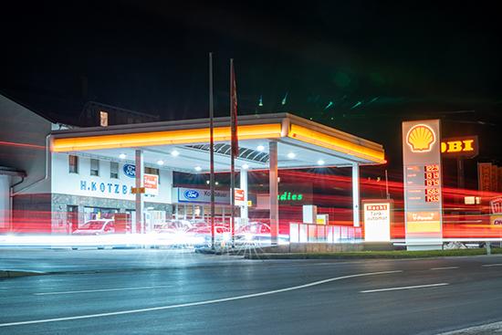 Tankstellenbau in Wuppertal
